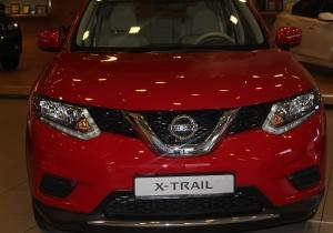 Nissan X-Trail 4WD 2015