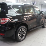 Nissan Patrol LE Platinum City 2015MY